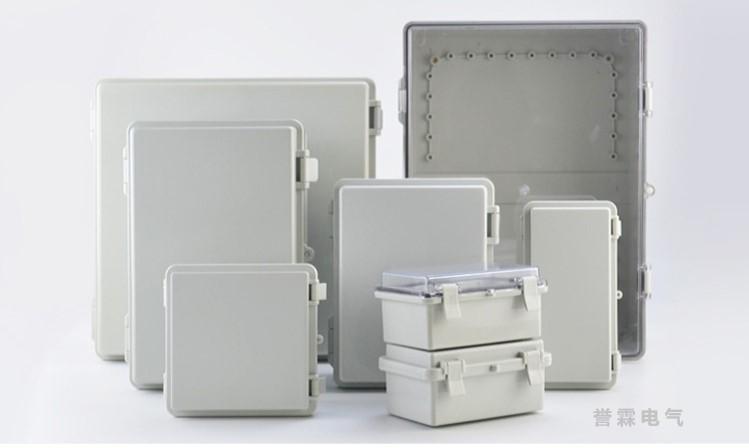 塑料电气盒(卡扣型)