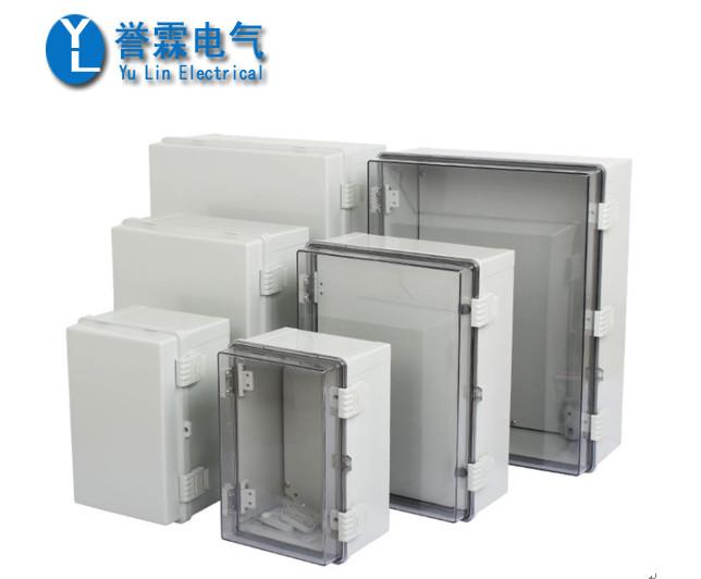 塑料防水配电箱(塑料搭扣型)
