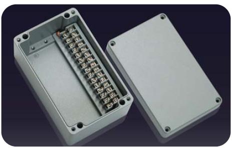 铸铝端子盒20P
