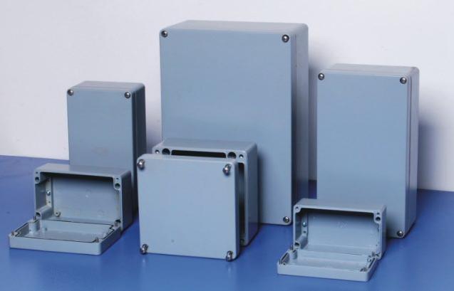 铸铝电气盒
